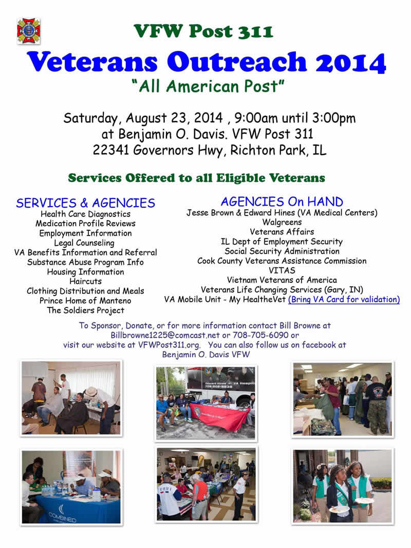 Veterans Outreach 2014